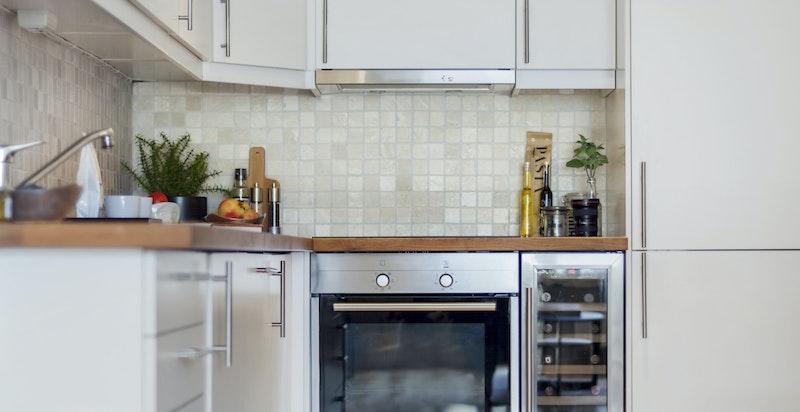 Kjøkken - Jess Carlsens gate 10
