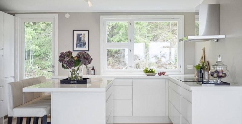Kjøkken - Billingstadåsen 33 A