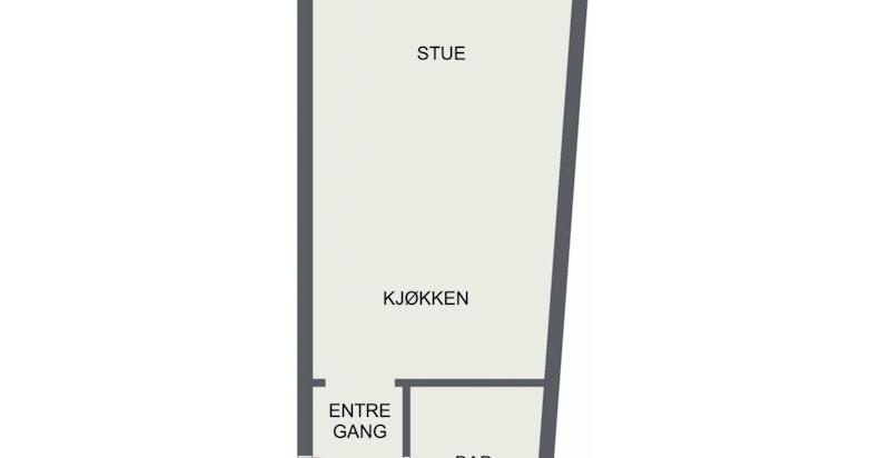 Planskisse 5. etasje.