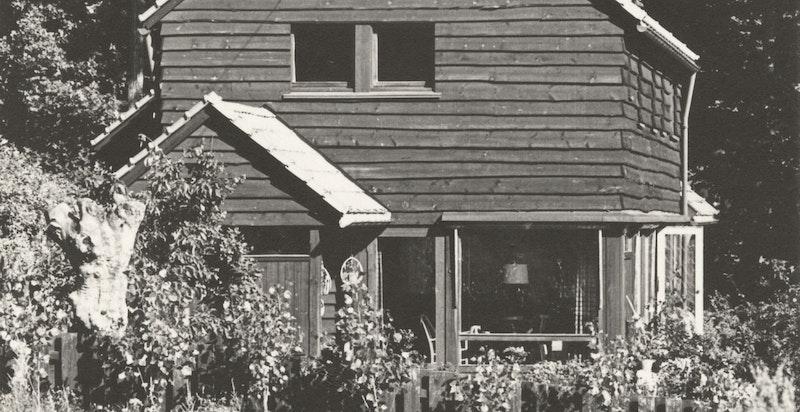 Bilde av Dalsveien 21 tatt mellom 1972 - 73