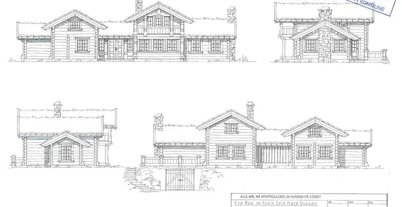 Fasadetegninger