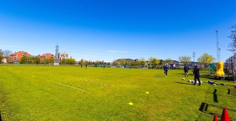 Området har et mangfold av aktivitetstilbud for små og store.