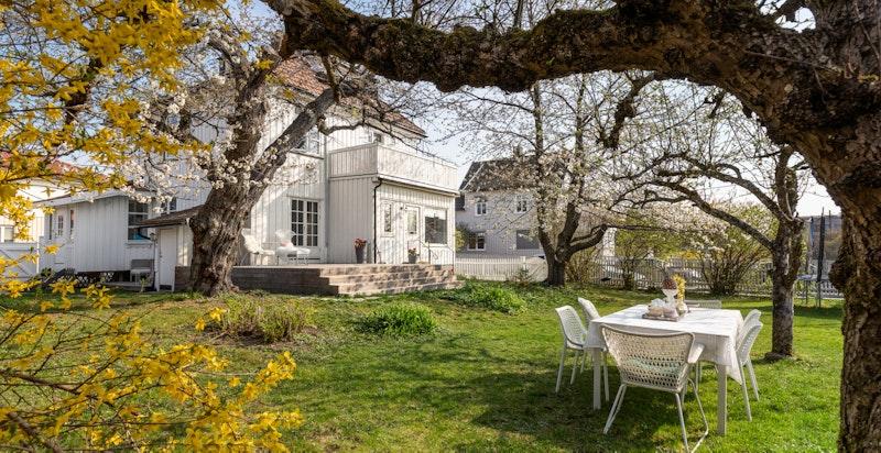 Vakre Villa Birkeli er fylt opp med idyll og sjarm!