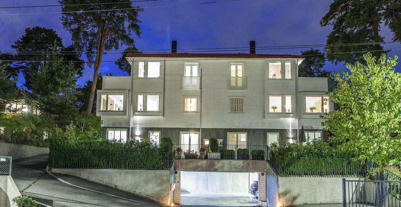 Velkommen til denne flotte boligen i Fredriksborgveien 19 B!