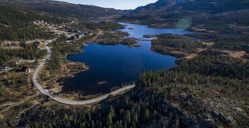 Kvitåvatn og Gaustablikk høyfjellshotell