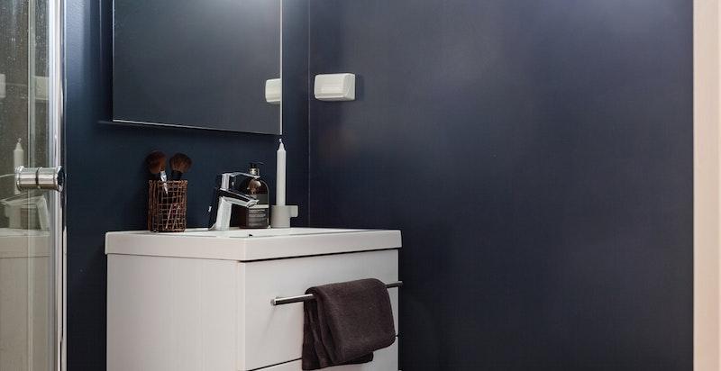 Delikat baderom - pusset opp 2017