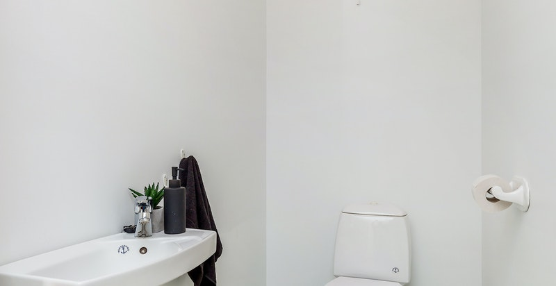 Separat toalett - 1. etasje