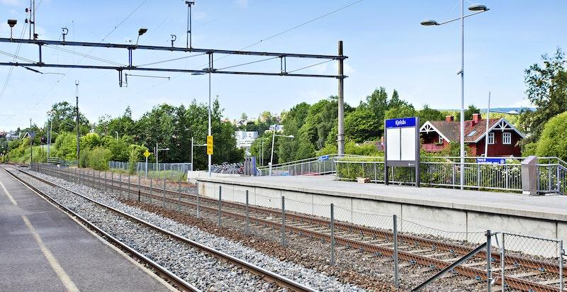 Toget har avganger til Oslo S, Harestua, Jaren og Gjøvik