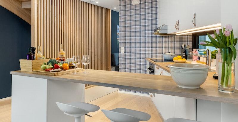 Kjøkkenbilde - Rostockgata 22