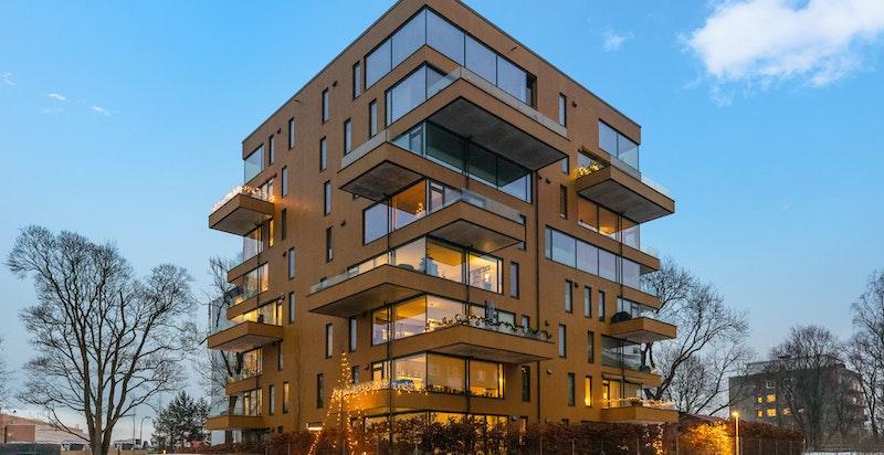 Ullevål Tårn. Arkitektonisk flott bygg som vant Oslo bys arkitekturpris 2016