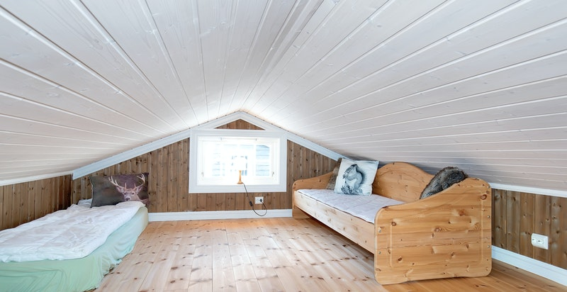 På hemsen kan du ha ytterligere 2-3 personer på overnatting.