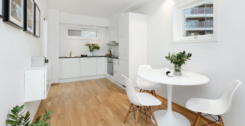 Kjøkken/spiseplass
