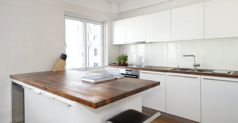 Moderne kjøkken fra Multiform (nytt i 2009)