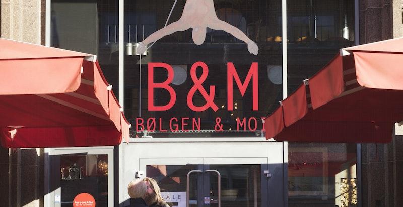 Like ved finner du populære Bølgen & Moi Briskeby