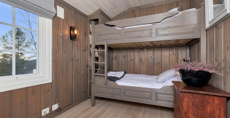 Køyeseng på soverom 2