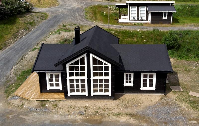 Velkommen til denne nøkkelferdige hytta - Nedre Sygardsvegen 13!