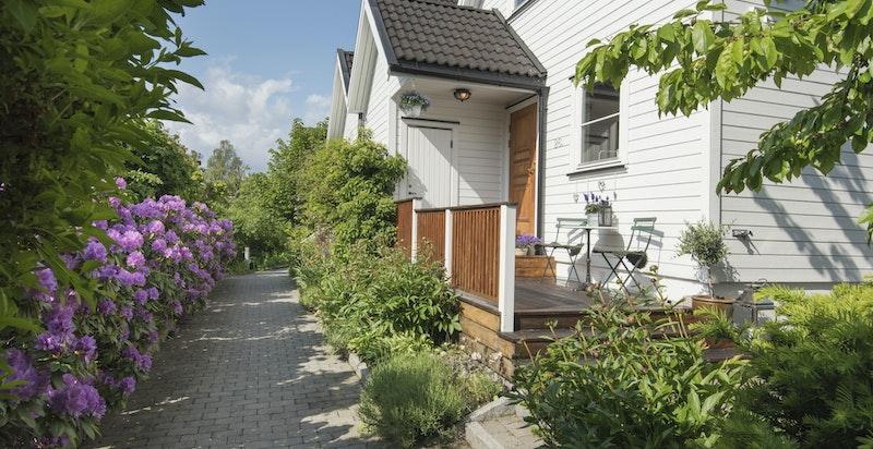 Velkommen til Fredriksborgveien 26 E