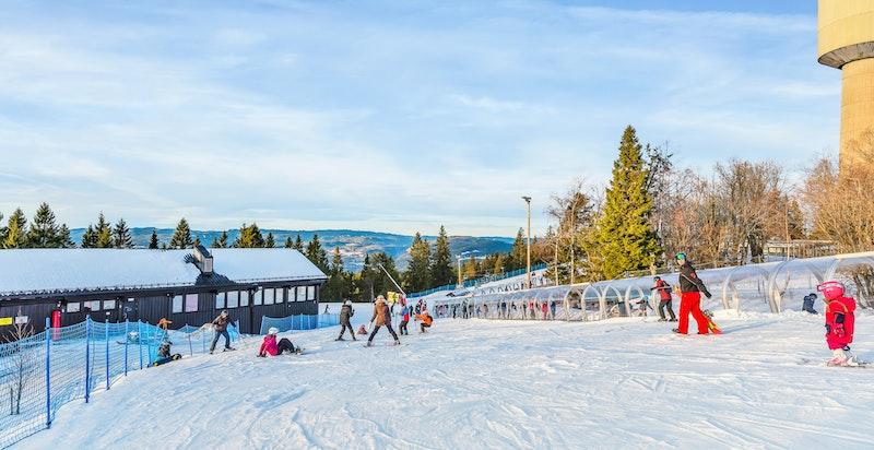Tryvann Vinterpark