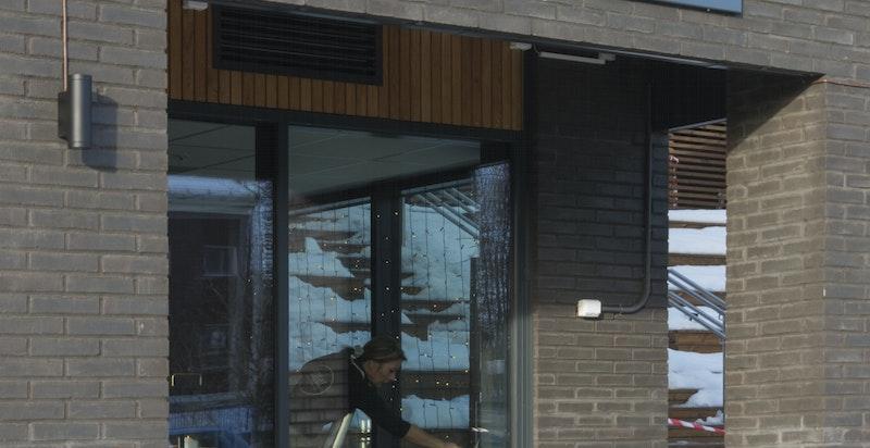 Fardal Bakeri på Eiksmarka senter byr på deilige bakevarer
