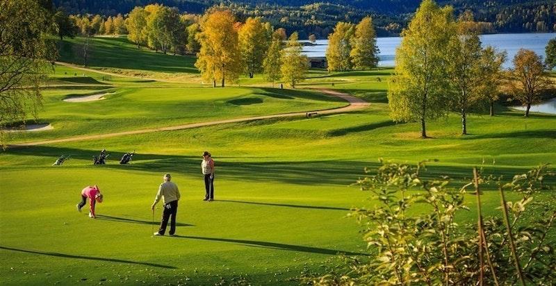 Bogstad tilbyr golfbane