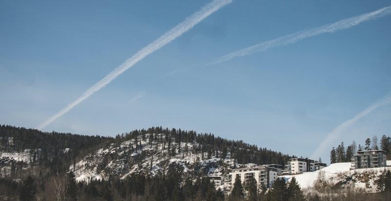 VInterstid gåpr de skiløyper rett utenfor boligene! Ski IN - Ski OUT!