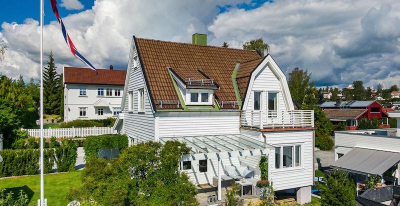 En klassisk 20-talls villa