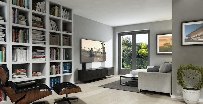TV- stue - Bildet er kun illustrasjon