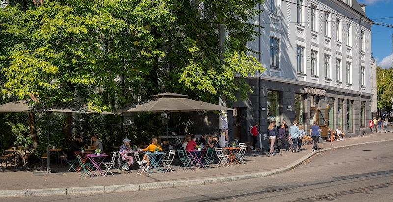 Café Laundromat