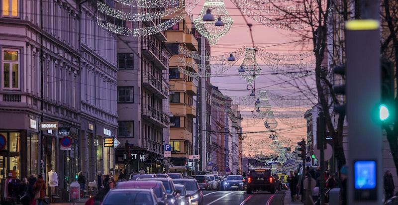Det er også gangavstand til populære Bogstadveien med sitt brede utvalg og shoppingmuligheter og servicefunksjoner