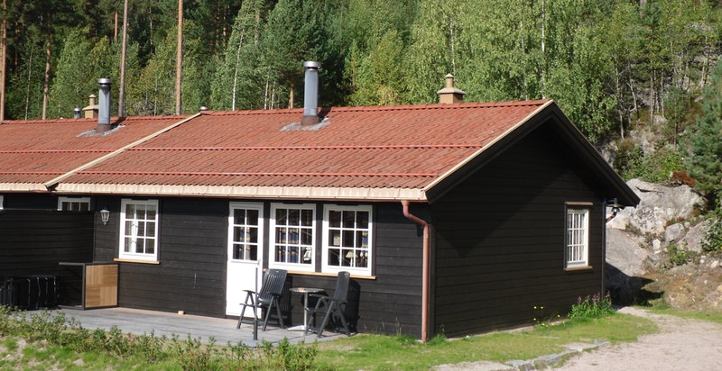 Bildet kun av illustrativ karakter. Bildet kan være tatt av en annen hytte.