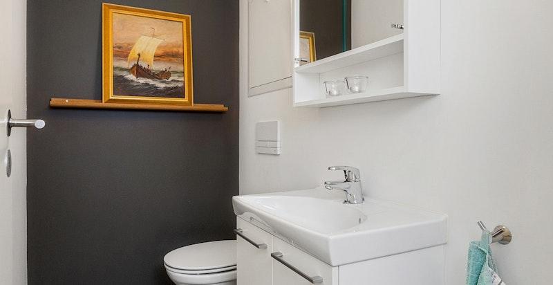 Ekstra gjeste-wc