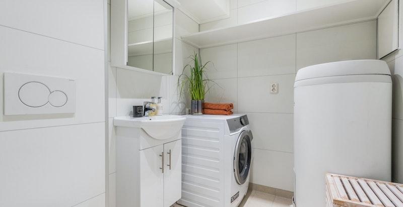 Toalettrom/vaskerom