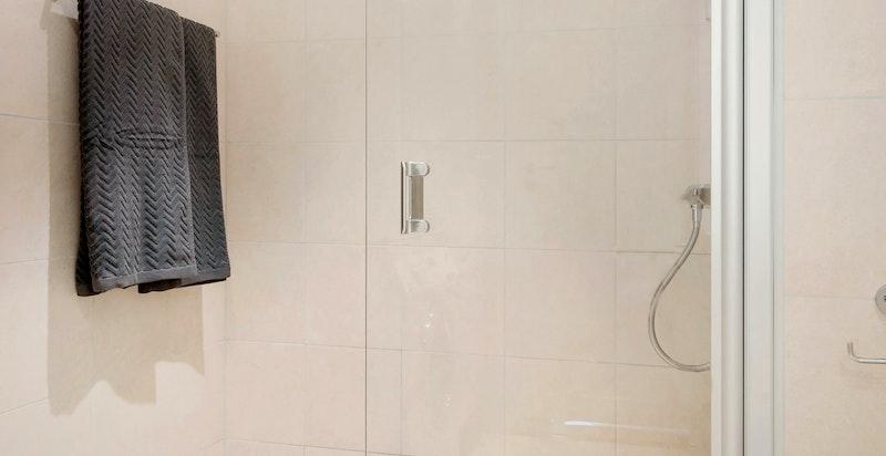 Detalj fra badet