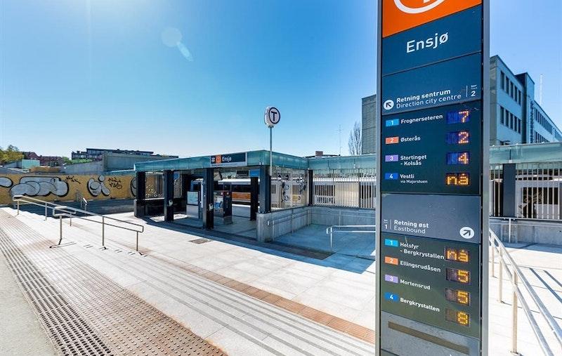 Ensjø T- bane