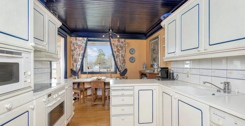 Kjøkkeninnredning fra byggeår
