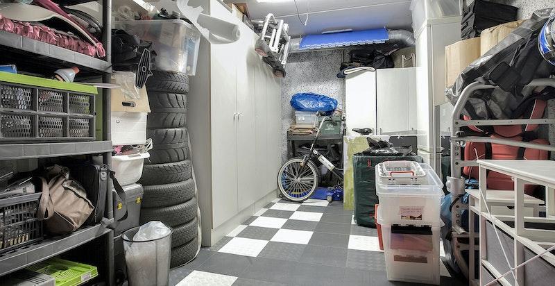 God plass til lagring