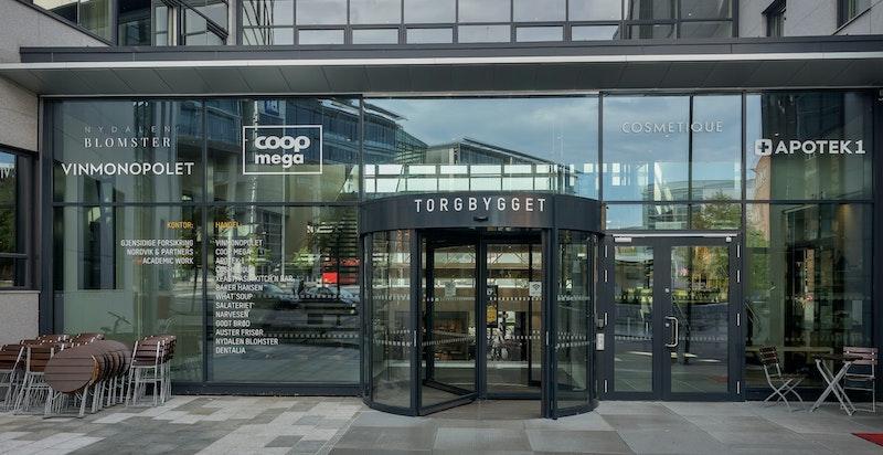 Dagligvarehandelen kan gjøres på Coop Mega i Nydalen. På Bjølsen finnes også Meny og Kiwi.