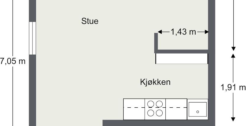 2019187- Hesselberg gate 8 C- 2.etg- Lnr 20
