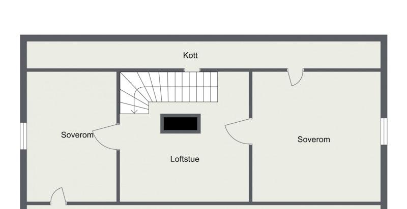 Abbediengveien 4 - Loft