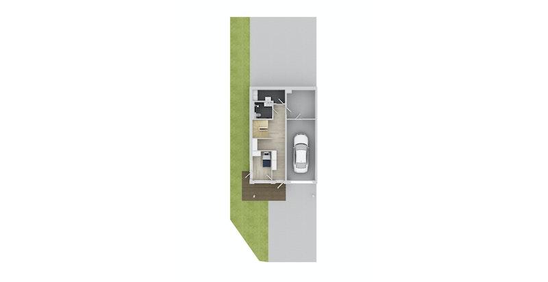Hus E101_Plan 1