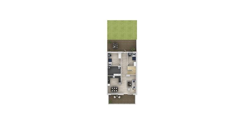Hus E102_Plan 2