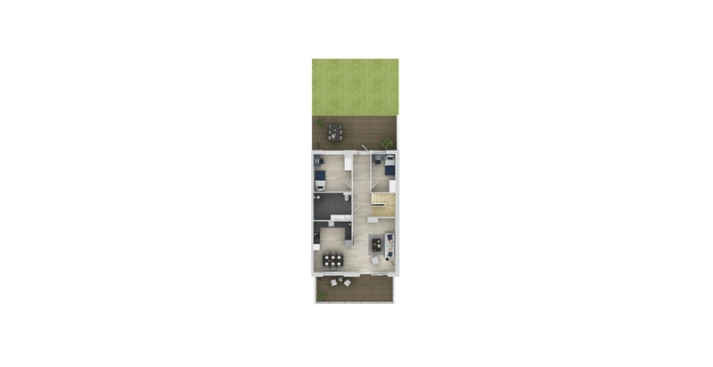 Hus E103_Plan 2