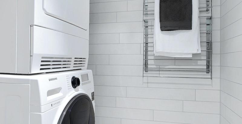 Vaskerom i tilknytning til baderom 2
