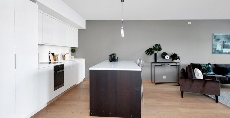 Kjøkkeninnredning fra Kvanum