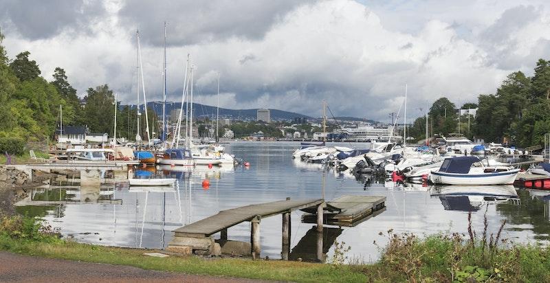 Umiddelbar nærhet til friområde innerst i Langviksbukta med kajakklubb og flere båtforeninger