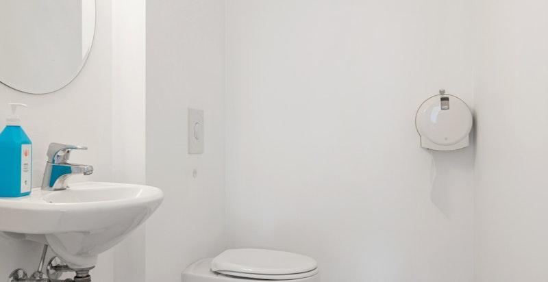 WC i 2. etasje