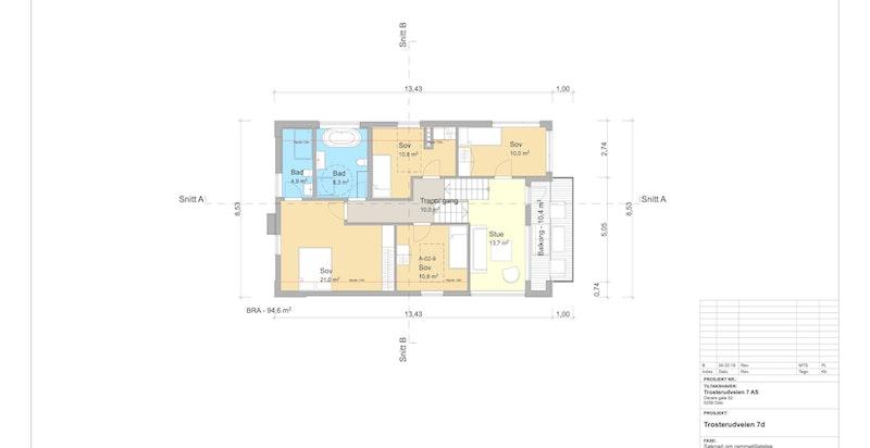 A20-02 Plan 2. Etasje-1