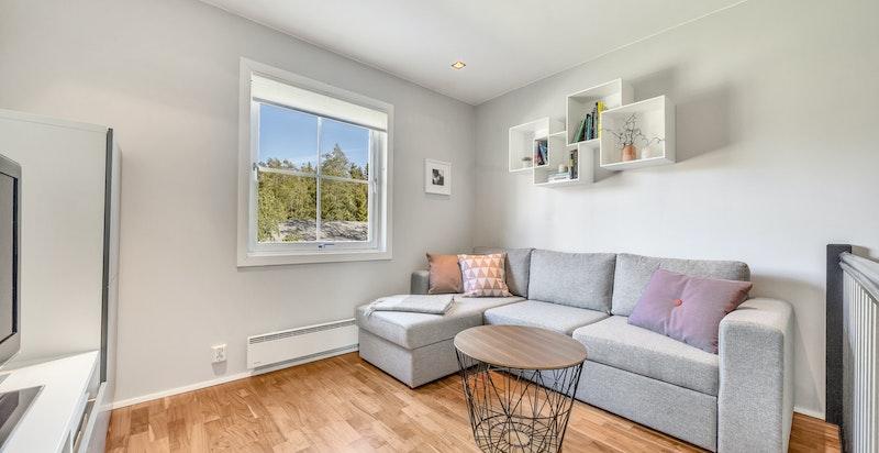 TV-stuen kan med enkle grep bli husets 4. soverom