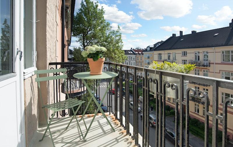 Velkommen til Schønings gate 15