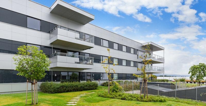 Takhagen ble oppgradert i 2018